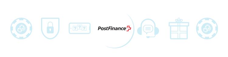 PostFinance Online Casinos