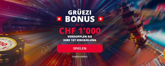 Pasino Bonus