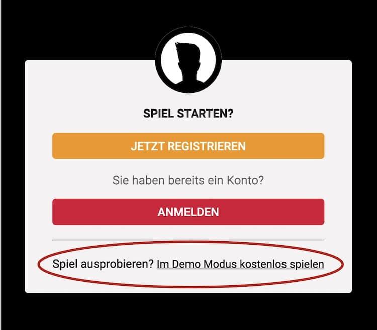 Demomodus Jackpots.ch