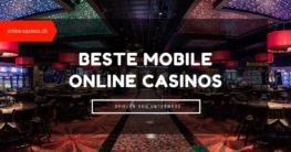 Beste mobile Casinos