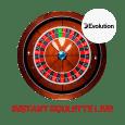 Instant Roulette Live von Evolution Gaming