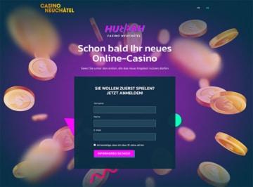 Eröffnung Hurrah Casino Schweiz