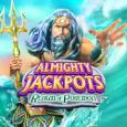 Almight Jackpots Realm of Posseidon Logo