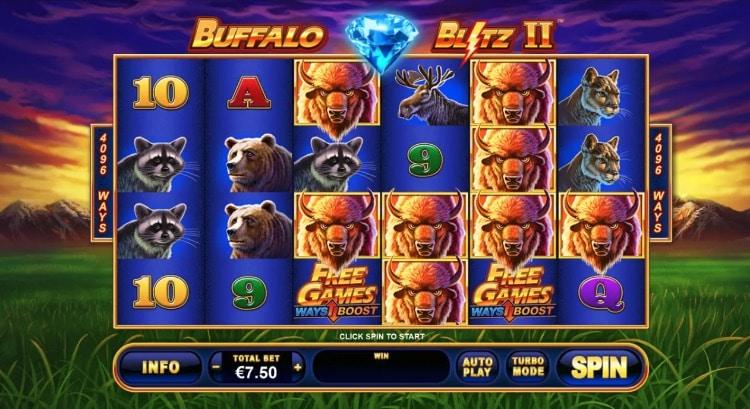 Bonus Buffalo Blitz 2