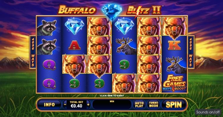 Buffalo Blitz 2 Otomatis